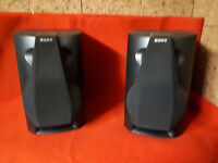 SONY  SPEAKERS ,  SS l50 vintage casse audio altoparlanti