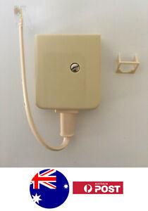 610 to RJ45 or RJ12 Phone Adaptor  - Brand New (Free Post)