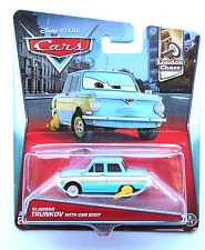Disney Pixar Cars 2017 Vladimir Trunkov with Car Boot London Chase #3/11
