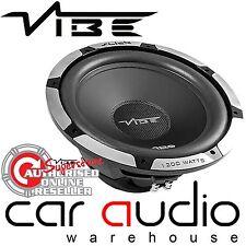 "VIBE SLICK S12 - 1200 Watts 12"" Inch 30cm Car Sub Bass Subwoofer Speaker"