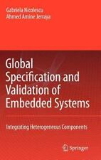 Global Specification and Validation of Embedded Systems : Integrating...