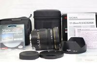 [Excellent5+]   Sigma EX DC OS HSM 17-50mm f/2.8 OS HSM DC Lens For Minolta/Sony