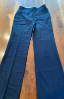"Brooks Brothers ""Red Fleece"" Women's Slacks Pants Navy Blue Size 0 Pockets"