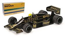Minichamps Lotus Renault 98T 1986 - Ayrton Senna 1/18 Scale