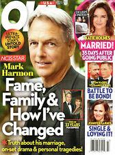 OK! Magazine October 26 2020 Mark Harmon Katie Holmes Tom Hardy vs. Daniel Craig