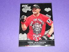 2013 Topps UFC Bloodlines TOM WATSON #107 Black Variant/25 United Kingdom - KONG