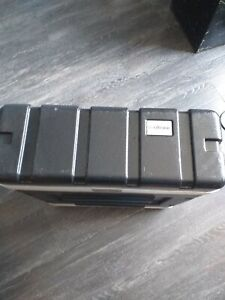 Amp flight case/rack case citronic
