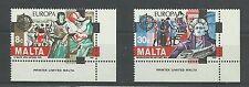 MALTA 1982  Europa - Historical Events  umm / mnh set