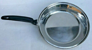 COPPER BASED STAINLESS STEEL FRY PAN
