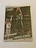 2017-18 Panini Prestige Basketball #118 - LaMarcus Aldridge - San Antonio Spurs