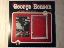 GEORGE BENSON Beyond the blue horizon / Body talk 2lp ITALY UNIQUE LIKE NEW!!!
