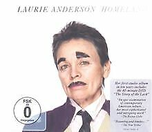 Homeland by Laurie Anderson | CD | condition good