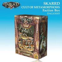 Dark Age: Skarrd Cult of Metamorphosis Faction Box - DAG03005