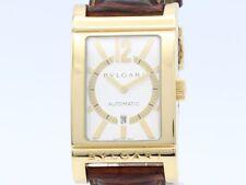Bulgari Rettangolo Automatic Gold L2865