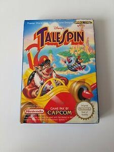 Disney's Talespin - Nintendo NES Game [PAL A UKV] CIB boxed/manual