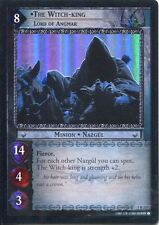 Lord Of The Rings CCG FotR Foil Card 1.R237 The Witch King Lord Of Angmar