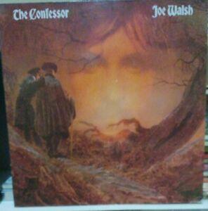 Vinyl LP album: Joe Walsh - The Confessor [nuovo da negozio]
