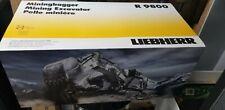 Conrad 2950 Liebherr R9800 Mining Excavator w/Bucket 1/50 Die-cast MIB