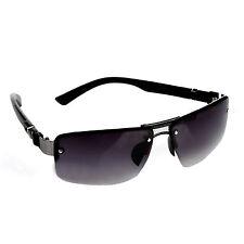 Stylische Sonnenbrille BLH019, Schwarz, total cool