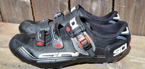 Sidi Dominator 7 MTB/Cyclo-Cross/Gravel Shoes Men's sz 13 Euro 48