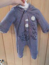 Winnie The Pooh Baby Snowsuit / Coat 0-3 months