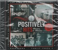 Positively Hits Rarities & Remixes - CD, Curb Records, 2015, New Sealed