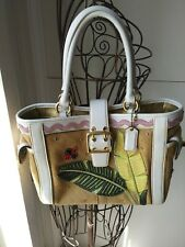 Coach Limited Edition Ladybugs Spring/Summer Tote