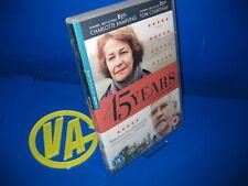 Pelicula EN DVD 45 YEARS-region 2 -edicion UK-dvd en Ingles