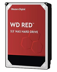 WD Red Plus 10TB CMR NAS HDD WD101EFAX, SATA 6Gb/s, 256MB Cache