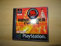 R4: Ridge Racer Type 4 Sony PlayStation 1 PS1 PAL VERSION  Brand New