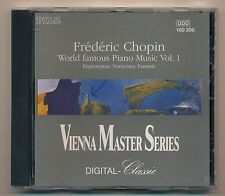 Vienna Masters Series Frederic Chopin CD