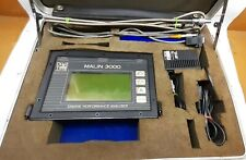 Dive time malin 3000 engine performance analyser