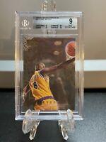 1996-97 Skybox Premium Kobe Bryant ROOKIE RC Card #55 PSA BGS 9 🔥🔥