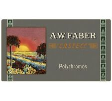 Faber Castell 111th Anniversary Limited Edition Polychromos 36 Pencil Tin
