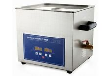 15L Jeken capacity Digital Ultrasonic Cleaner PS-60A with Timer Heater New
