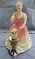 Royal Doulton Sarah Figurine #Hn 3380 ~ Signed by Michael Doulton 1993 ~