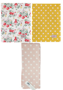 Cath Kidston Tablecloth Selection of Different Pattern (Size : 180 cm x 142 cm)