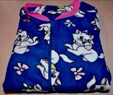 Disney's Aristocats Footed Pajamas Marie 1 Piece Footie XXL 19 NWT LAST ONE