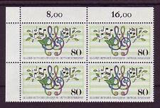 Briefmarken aus der BRD (1980-1989) mit Musik-Motiv