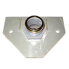 Toilet Part Plastic High Tank Toilet Brass Plastic Panel | Renovator's Supply
