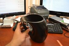 """BUFFALO HORN GAME OF THRONE MEDIEVAL DRINKING ALE CUP MUG 7"""" #D"""