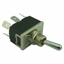 High Current DPDT Toggle Switch