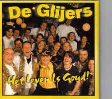 De Glijers-Het Leven Is Goud cd single