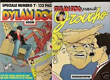 \ DYLAN DOG SPECIALE n° 7 CON ALLEGATO  -1993 ///