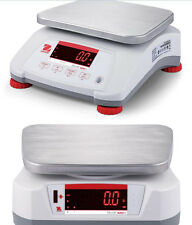 Ohaus Valor 4000 V41Pwe3T Washdown Portion Bench Scale,6X0.001 lb,Ntep,Legal