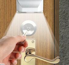 Infrared PIR Sensor  Motion  Door LED Light Auto 2016 Keyhole IR Wireless