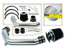 BCP BLACK For 91-94 Nissan 240SX S13 2.4L L4 Silvia Air Intake System +Filter