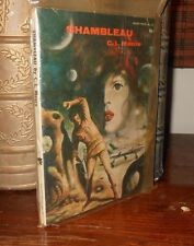 SHAMBLEAU By C. L. Moore; Galaxy Novel No. 13, Paperback 1953