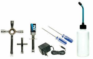 Nitro Starter Kit ,Starter Set Ntro, Glühstarter Set Nitro T2M T900351P
