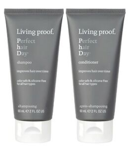 Living Proof PhD Shampoo and Conditioner 2 oz Duo